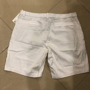 lululemon athletica Shorts - NWT Lululemon Commision Shorts Slim Chino-Size 38